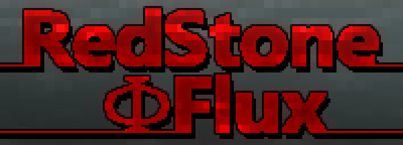 Redstone Flux logo