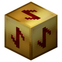 Fluxed electrum block
